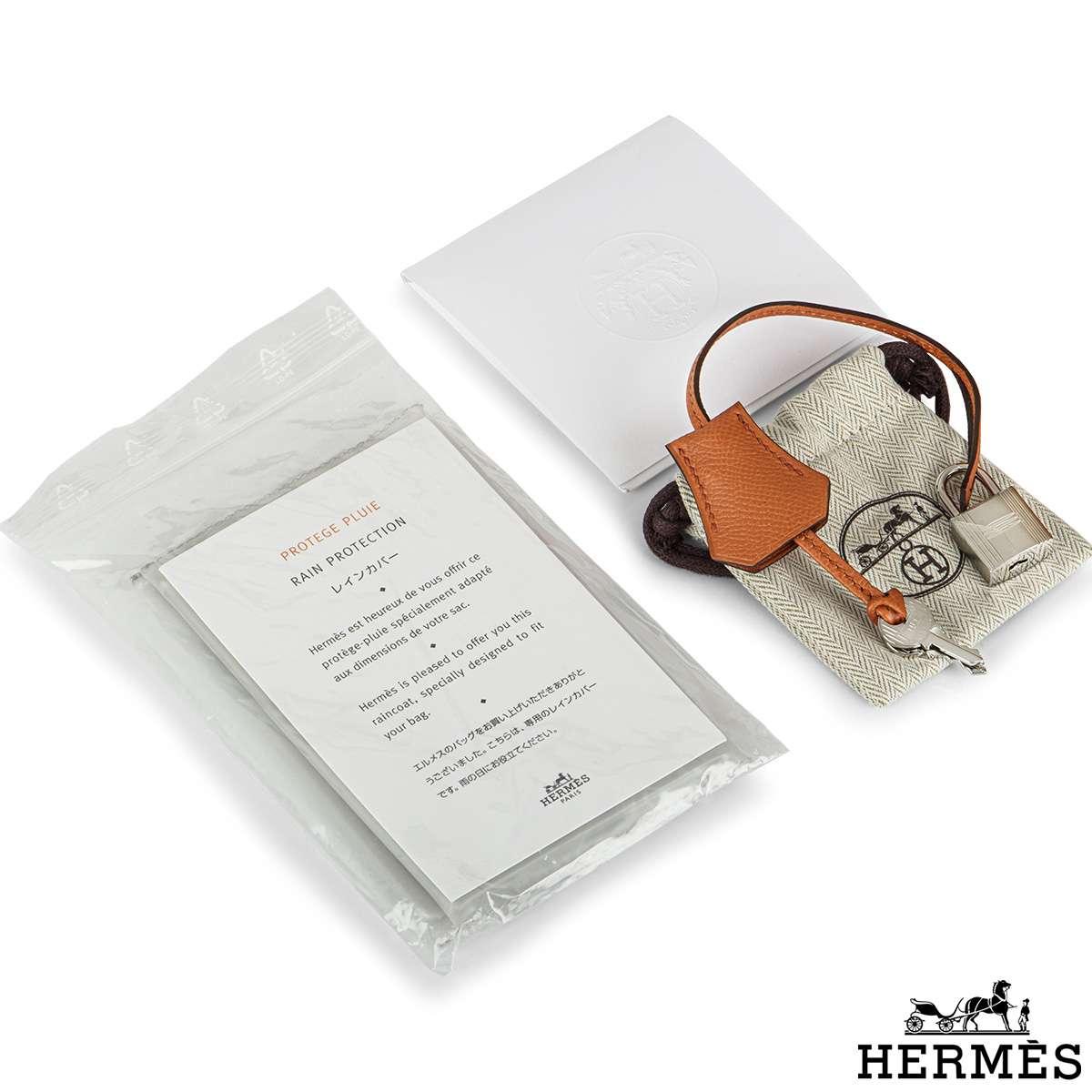 Hermès Birkin 30 Terre Battue Epsom PHW